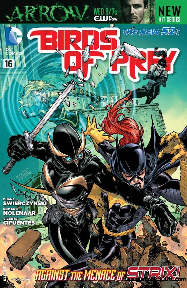 Birds of Prey 16 (2013) free download