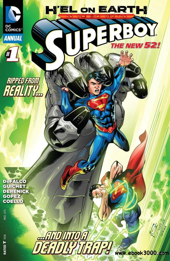 Superboy Annual 01 (2013) free download