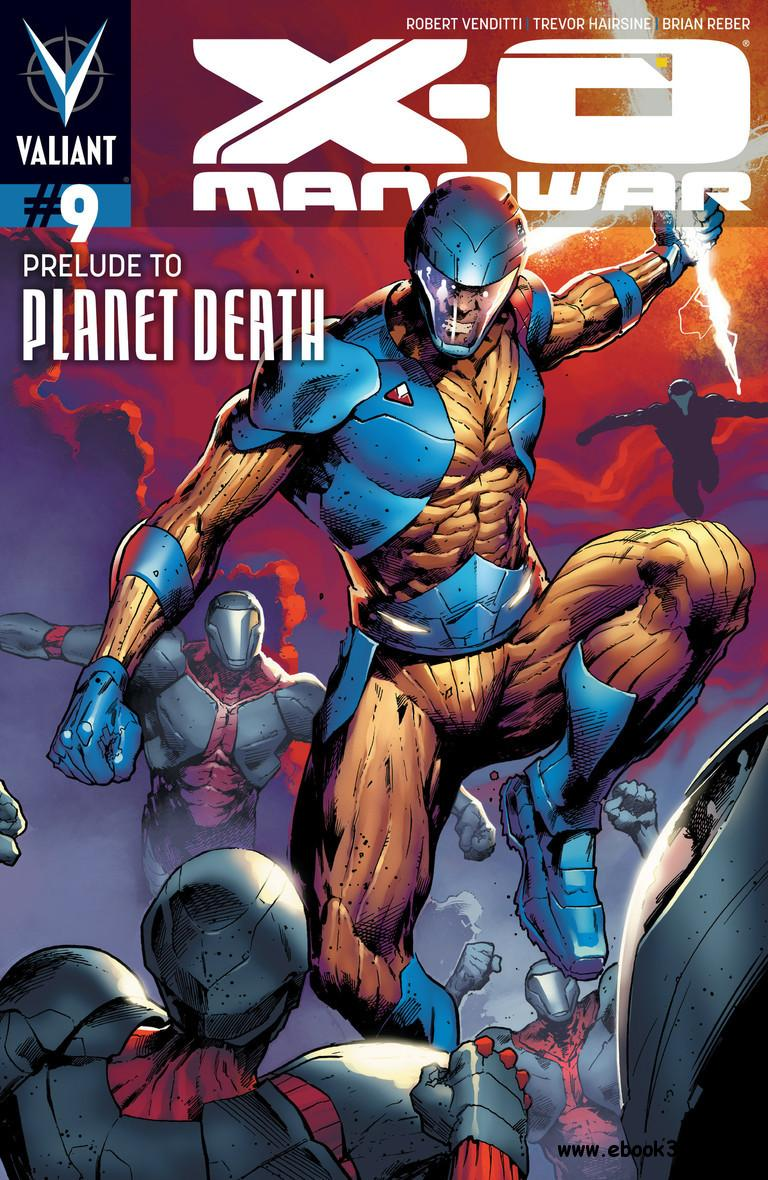 X-O Manowar 009 (2013) free download