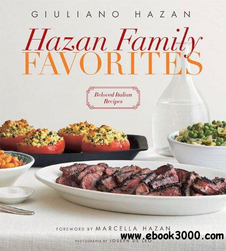 Hazan Family Favorites: Beloved Italian Recipes free download