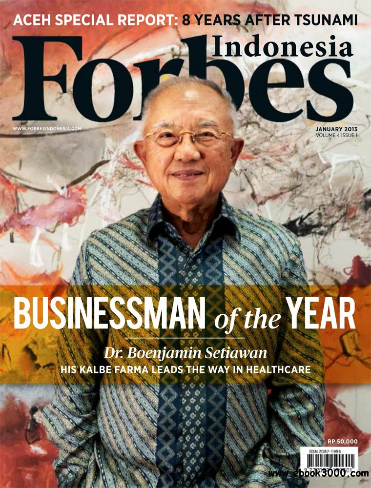 Forbes January 2013 (Indonesia) download dree