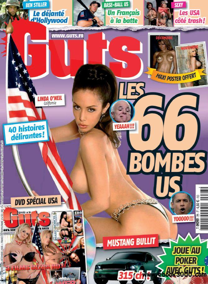Guts 23 - Novembre-Decembre 2008 free download