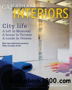 Canadian Interiors - January/February 2013 free download