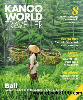 Kanoo World Traveller - February 2013 free download