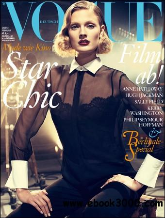 Vogue - February 2013 (Germany) free download