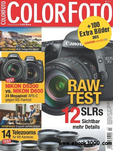 Color Foto Magazin Marz No 03 2013 free download