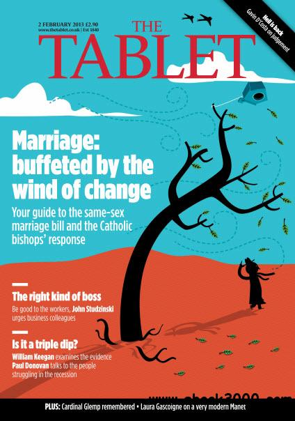 The Tablet - 02 February, 2013 free download