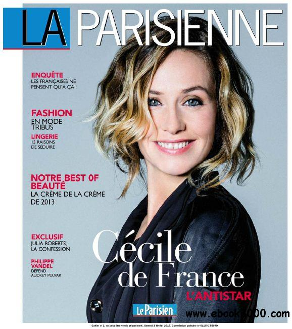 La Parisienne - Fevrier 2013 free download
