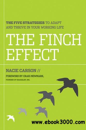 The Finch Effect: The Five Strategies to Adapt and Thrive in Your Working Life free download