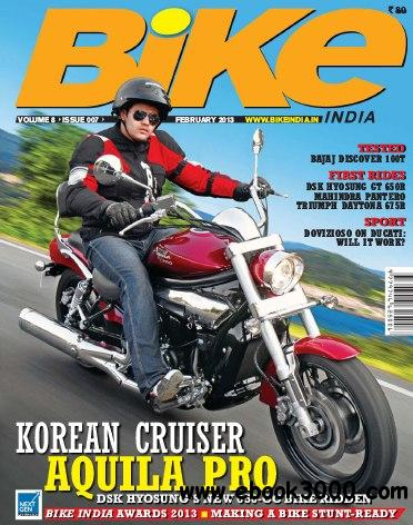 Bike India - February 2013 free download