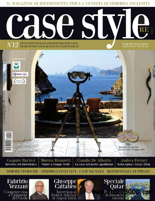 casa style Re - N.12 / Estate 2012 free download