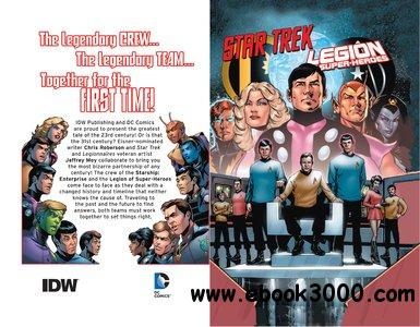 Star Trek Legion of Super-Heroes (2012) (Digital TPB) free download