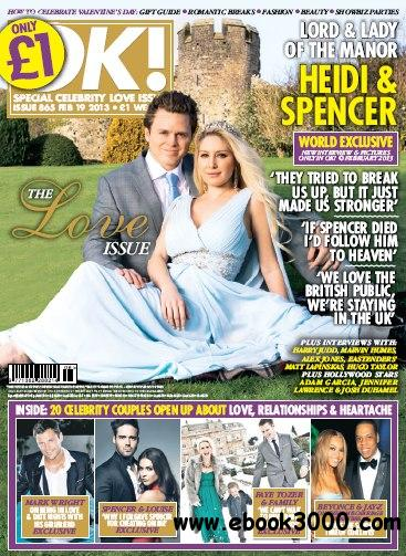 OK! First for Celebrity News - 19 February 2013 free download