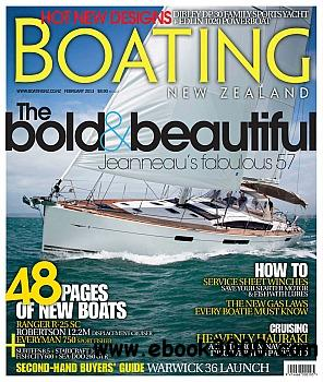 Boating NZ - February 2013 free download