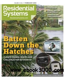 Residential Systems - February 2013 free download