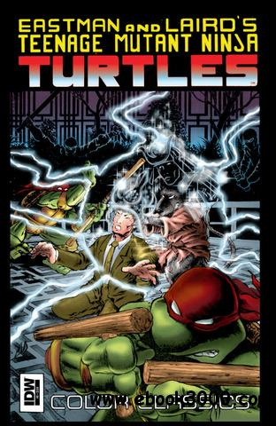Teenage Mutant Ninja Turtles Color Classics 009 (2013) free download