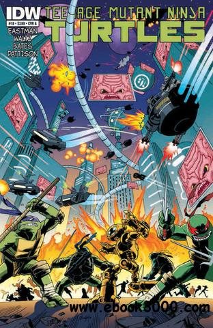 Teenage Mutant Ninja Turtles 018 (2013) free download