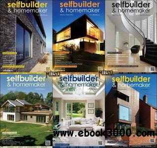 Selfbuilder & Homemaker - Full Year 2012 Issues Collection free download
