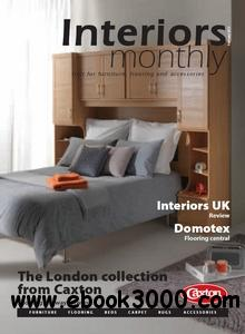 Interiors Monthly - February 2013 free download