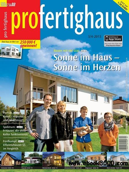 Pro Fertighaus - Marz/April 2013 free download