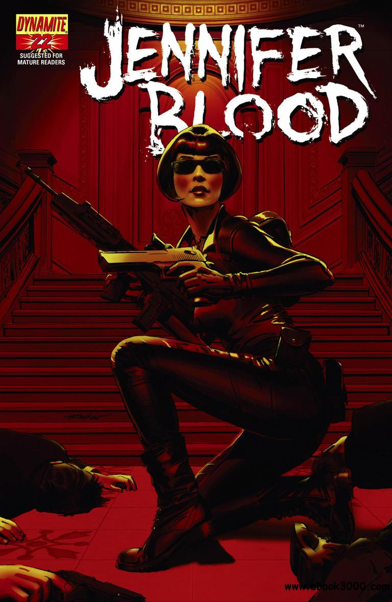 Garth Ennis Jennifer Blood 022 (2013) free download