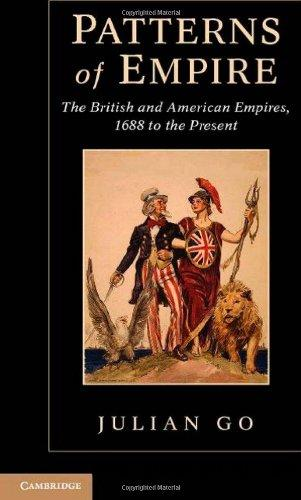 Patterns of Empire: The British and American Empires, 1688 to the Present free download