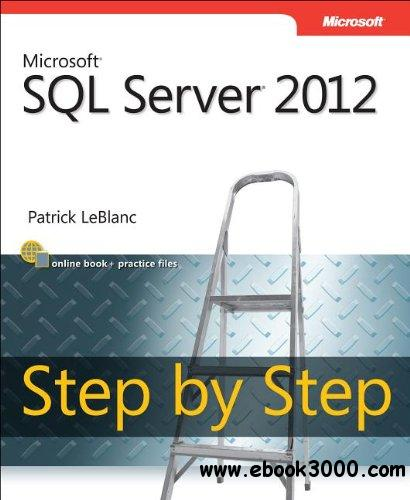 Microsoft SQL Server 2012 Step by Step free download