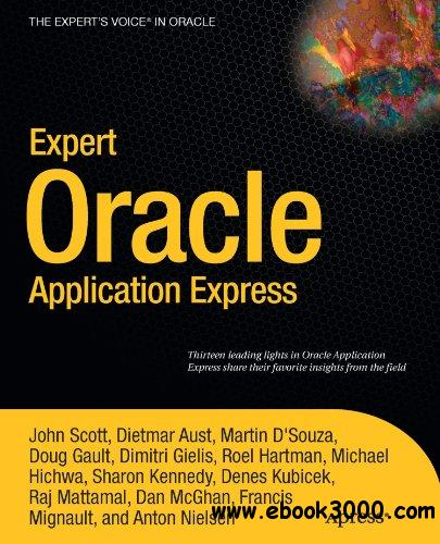 Expert Oracle Application Express free download