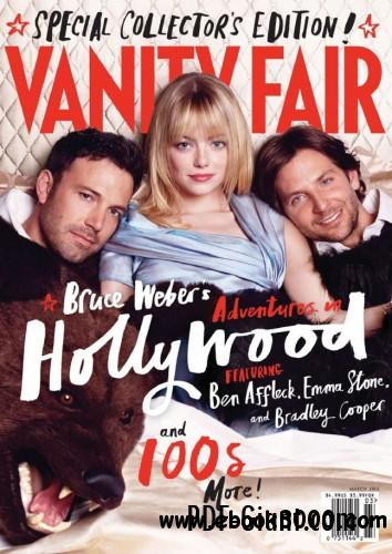 Vanity Fair Spain - March 2013 free download
