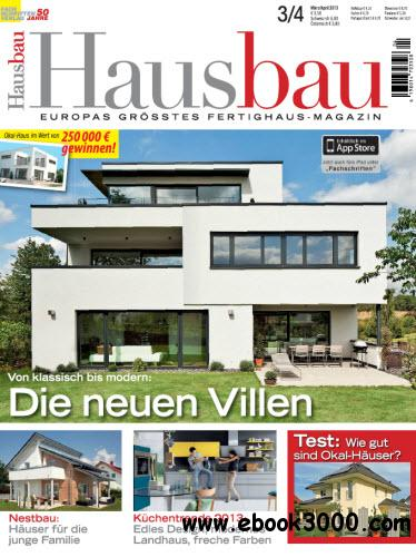 Hausbau Magazin Maerz April No 03 04 2013 free download