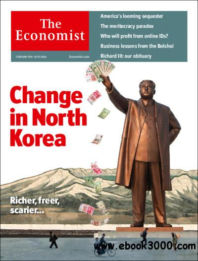 The Economist Audio Edition Feb 9th - 15th 2013 free download
