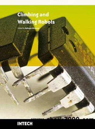 Climbing and Walking Robots free download