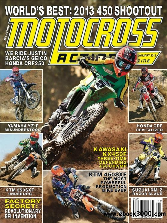 Motocross Action - January 2013 free download