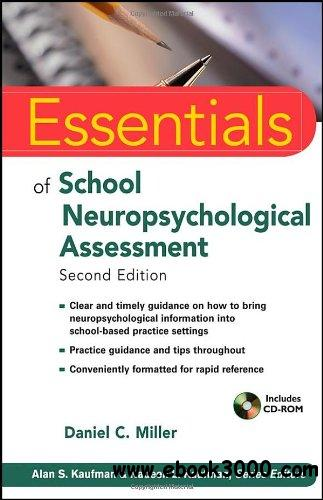 Essentials of School Neuropsychological Assessment free download