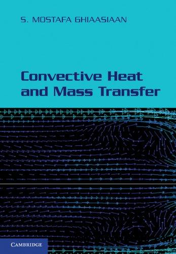 Convective Heat and Mass Transfer free download