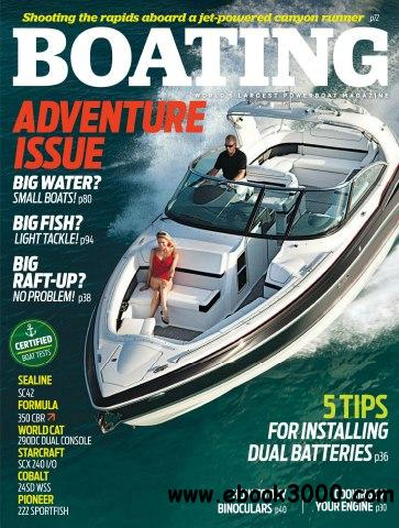 Boating - March 2013 free download