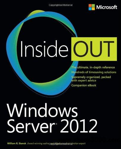 Windows Server 2012 Inside Out free download
