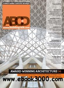 Architect, Builder, Contractor & Developer - February 2013 free download