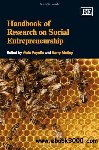 Handbook of Research on Social Entrepreneurship free download