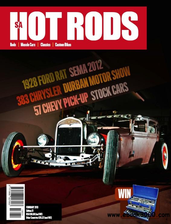 South Africa's Hot Rods - Issue 31 free download