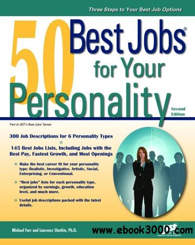 50 Best Jobs for Your Personality free download