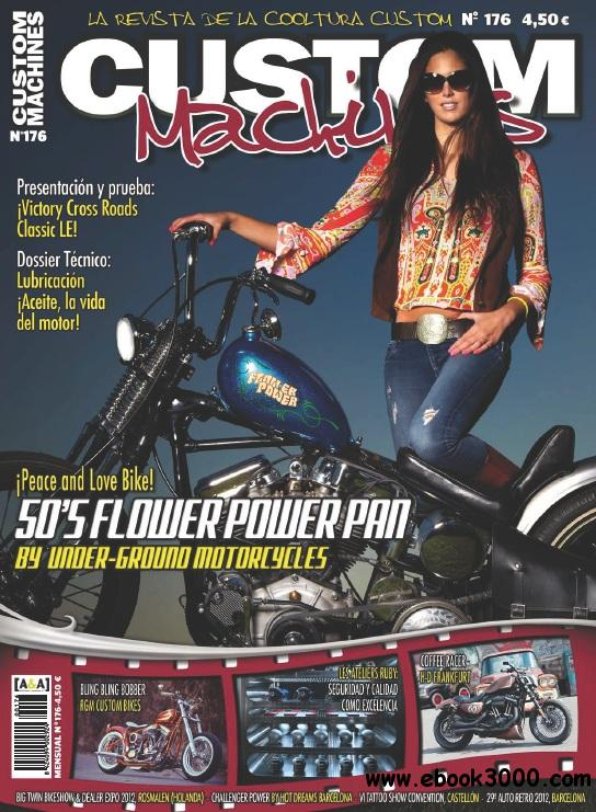 Custom Machines - February 2013 download dree