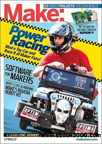 Make: Technology on Your Time Volume 33 free download