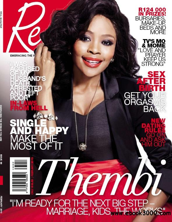 Real South Africa - February 2013 free download