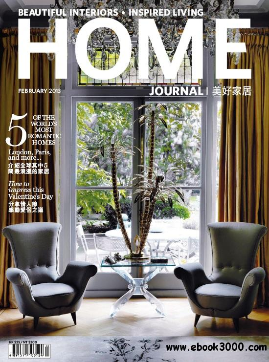 Home Journal - February 2013 free download