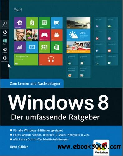 Windows 8: Der umfassende Ratgeber free download