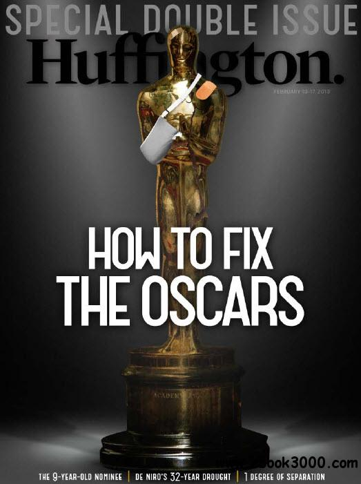 Huffington Magazine / February 10-17, 2013 free download