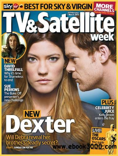 TV and Satellite Week ? Issue 2013-02-23 free download