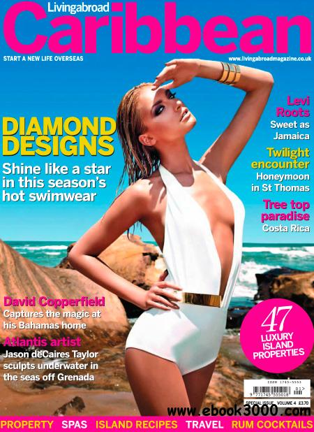 Living Abroad Caribbean - January 2013 free download
