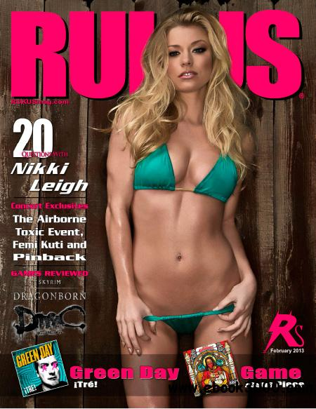 Rukus - February 2013 free download